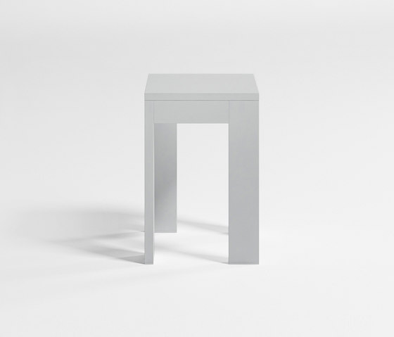 Na Xemena Tagomago Stool by GANDIABLASCO | Garden stools