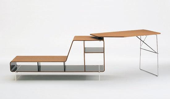 Arne CA150+SA105D by B&B Italia | Desks