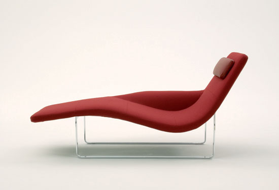 Landscape 05 by B&B Italia | Chaise longues