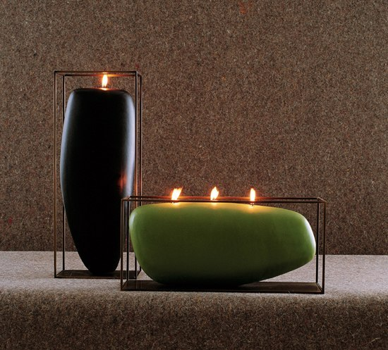 Overscale candles de B&B Italia | Bougeoirs