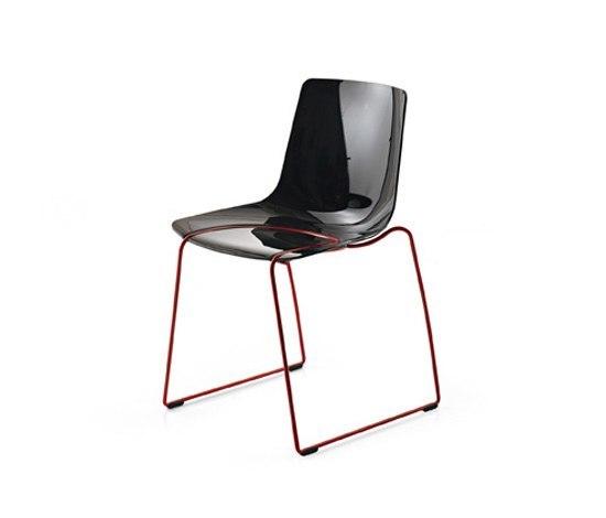 Clipt by Baleri Italia by Hub Design | Multipurpose chairs