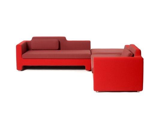 Horizon corner composition by Baleri Italia by Hub Design | Lounge sofas
