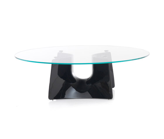Bentz low round table de Baleri Italia by Hub Design | Tables basses