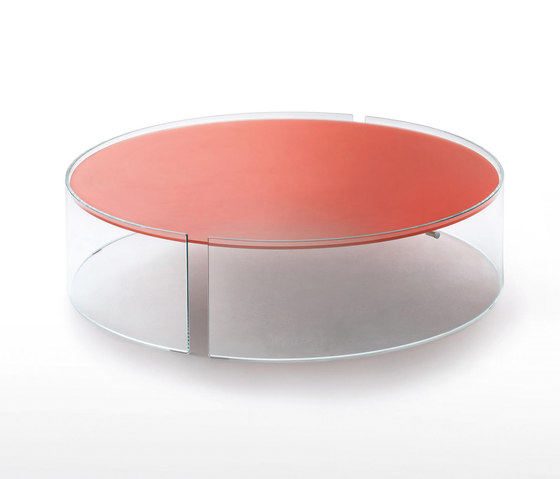 Split tavolini basso de Glas Italia | Tables basses