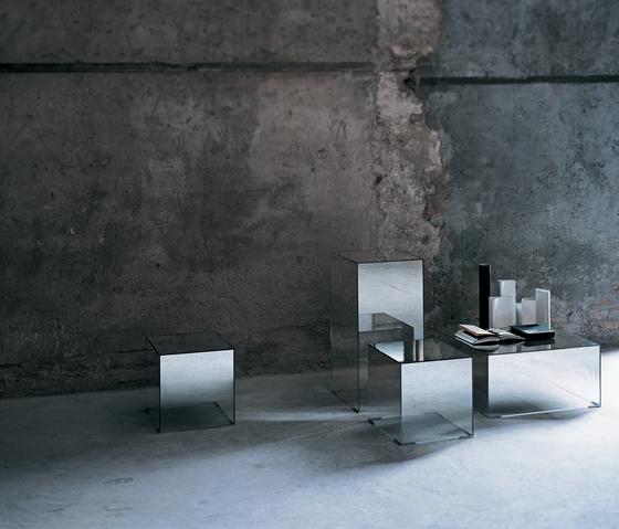 Illusion by Glas Italia   Coffee tables