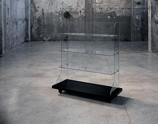 Platone by Glas Italia | Shelves