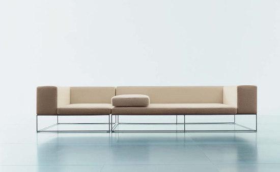Ile sofa di Living Divani | Divani lounge