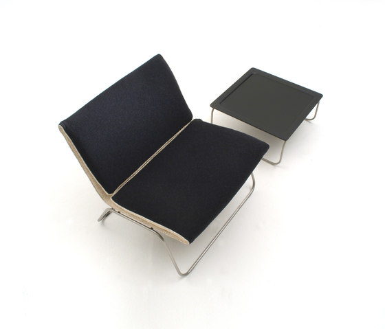 Leaf lounge chair by Living Divani | Armchairs