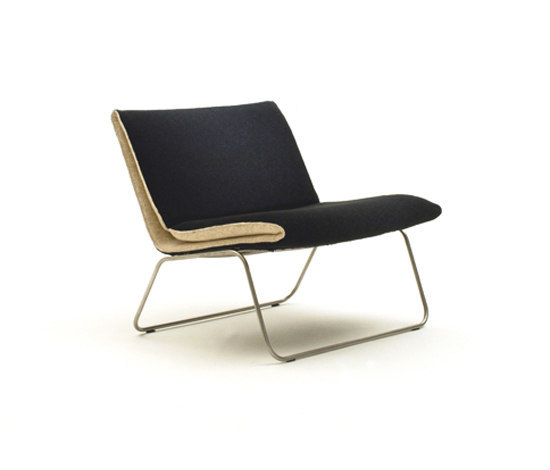 Leaf lounge chair de Living Divani | Fauteuils