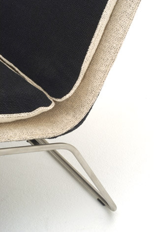 Leaf lounge chair de Living Divani | Sillones