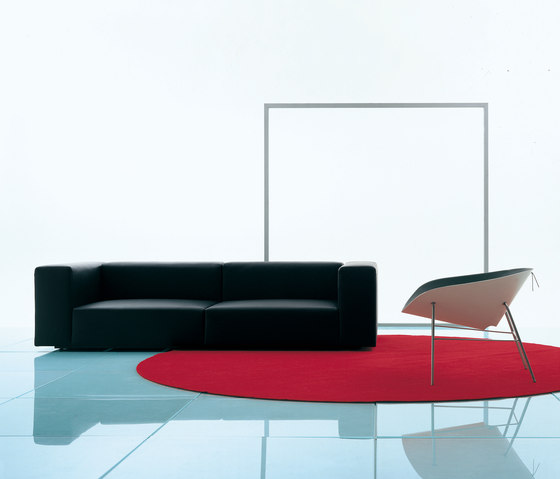 Wall modular sofa system by Living Divani | Lounge sofas