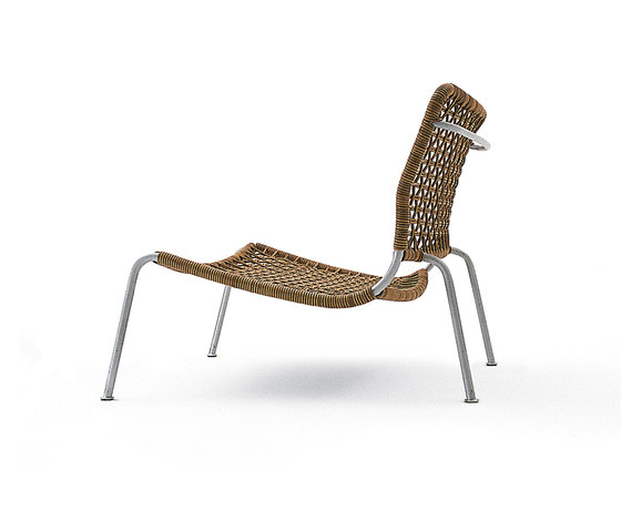 Frog lounge chair von Living Divani | Gartensessel