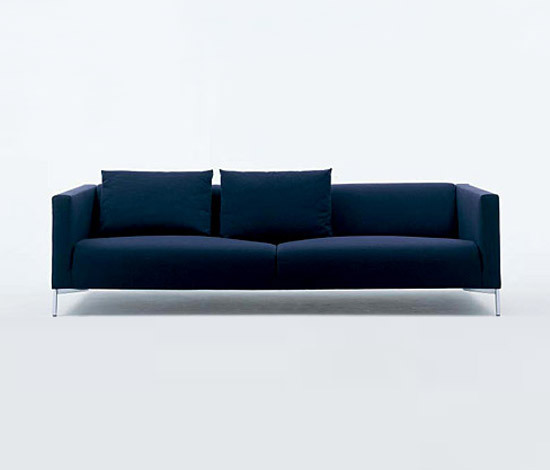 Twin sofa di Living Divani | Divani lounge