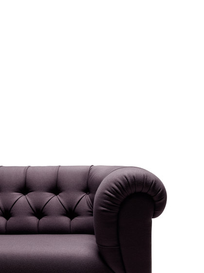 Chesterfield 16 by De Padova | Lounge sofas