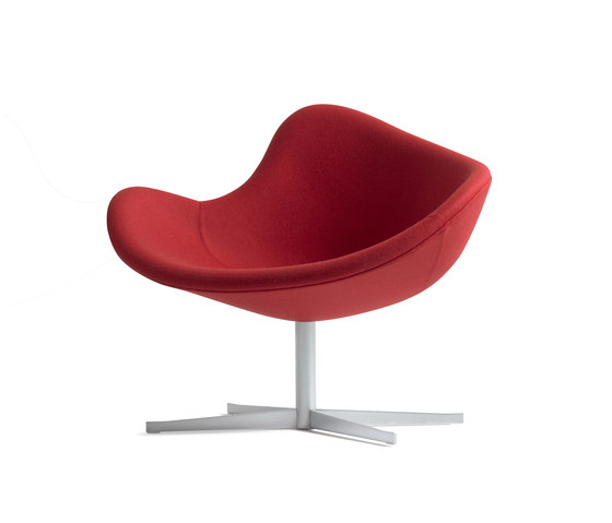 K2 Swivel Chair by +Halle | Lounge chairs