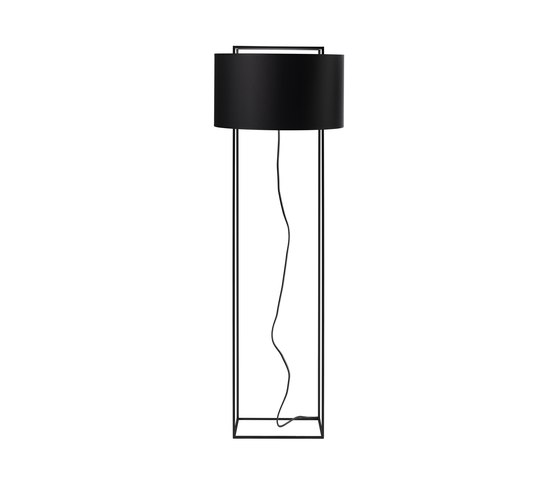 Lewit p gr Floor lamp by Metalarte | General lighting