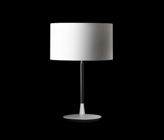 Athena Table lamp cylindrical by Metalarte | General lighting