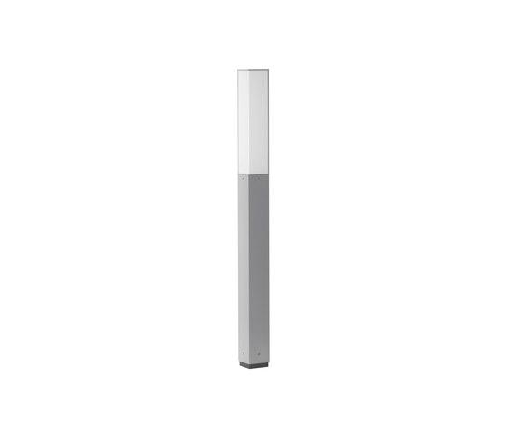 Nawa 80 Lampe de pied de Metalarte | Luminaires pour zones piétonnes