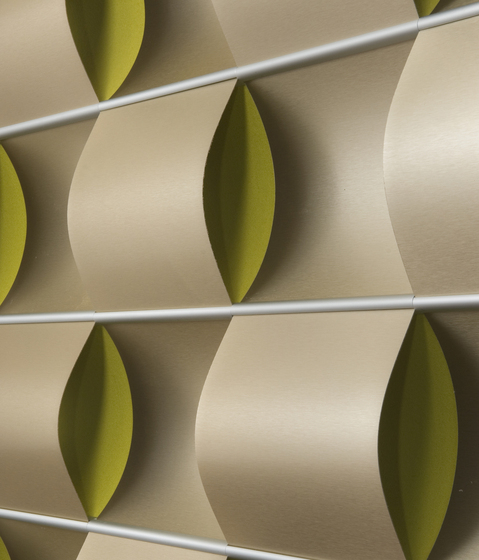 Ripple Ceiling Panels From Wovin Wall Architonic