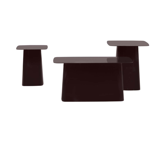Metal Side Tables de Vitra | Mesas auxiliares