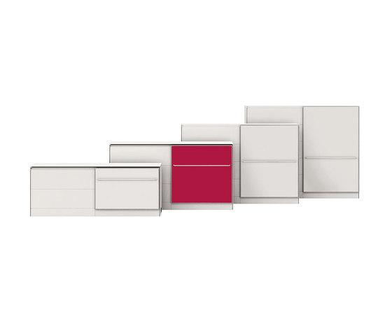 Ad Hoc Storage Wall de Vitra | Archivadores para planos