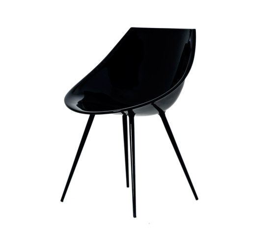 Lagó by Driade | Visitors chairs / Side chairs