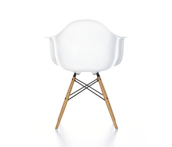 Eames Plastic Armchair DAW de Vitra | Sillas de visita