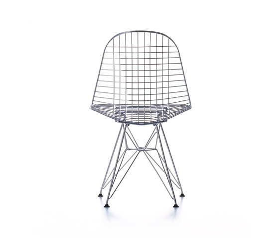 Wire Chair DKR by Vitra | Multipurpose chairs