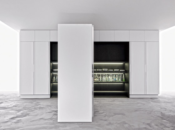 Tivalì by Dada | Compact kitchens