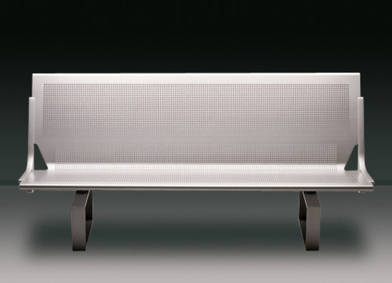 Reposo by Imat | Exterior benches