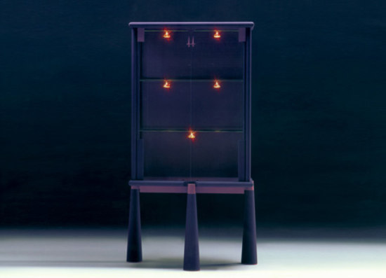 Quorum by Imat | Display cabinets