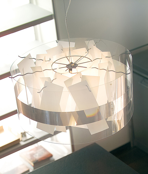 Holo 64 I412 pendant by Dix Heures Dix | General lighting