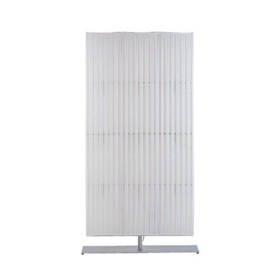 Paravent pivotant H302 floor lamp di Dix Heures Dix | Sistemi partizioni