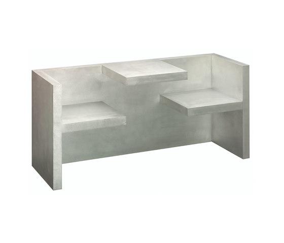 TAFEL von e15 | Lounge-Arbeits-Sitzmöbel