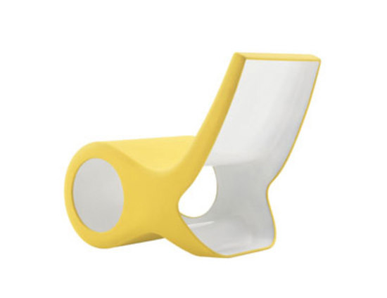 Fish Chair | FI/1 by Cappellini | Garden armchairs