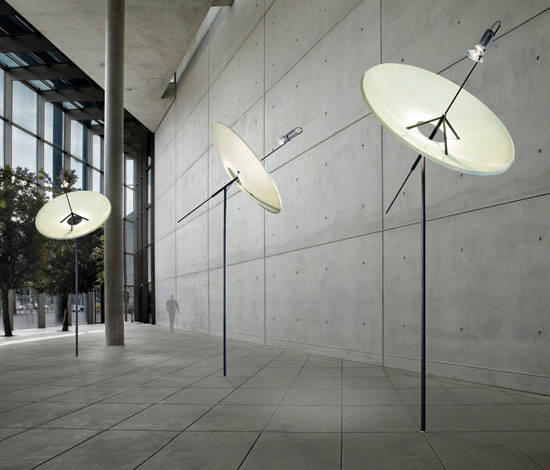 Big Dish Floor by Ingo Maurer | General lighting