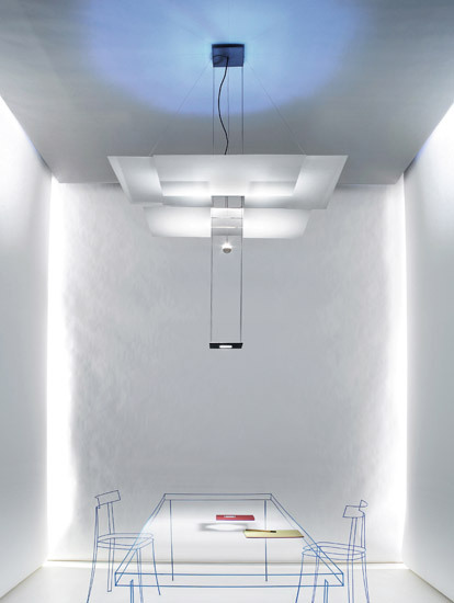 Oh Mei Ma Weiss by Ingo Maurer | General lighting
