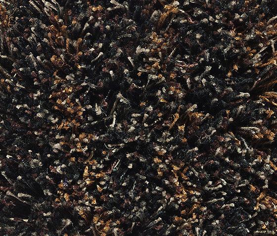 Fogg Stripe Black-Ochre 3-4 by Kasthall | Rugs / Designer rugs