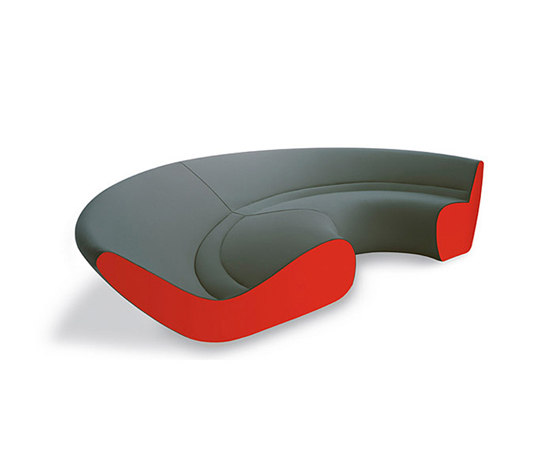 Circle by Walter Knoll | Seating islands