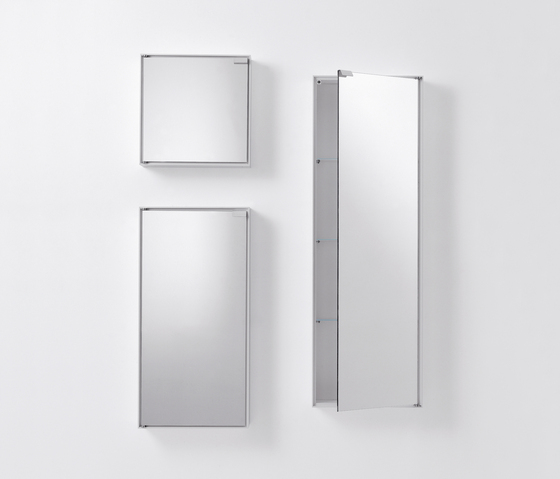 4x4 by Agape | Mirror cabinets