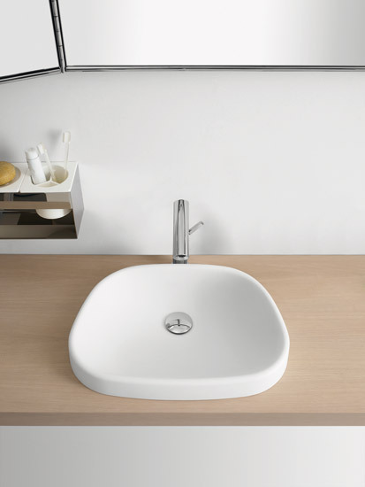 Pear - CER719 by Agape | Wash basins