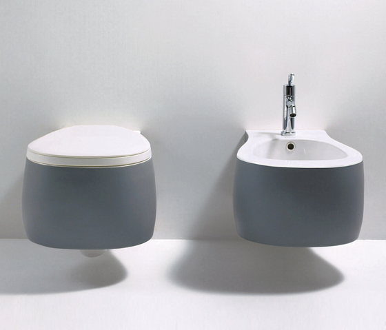 Pear - CER895W by Agape | Toilets