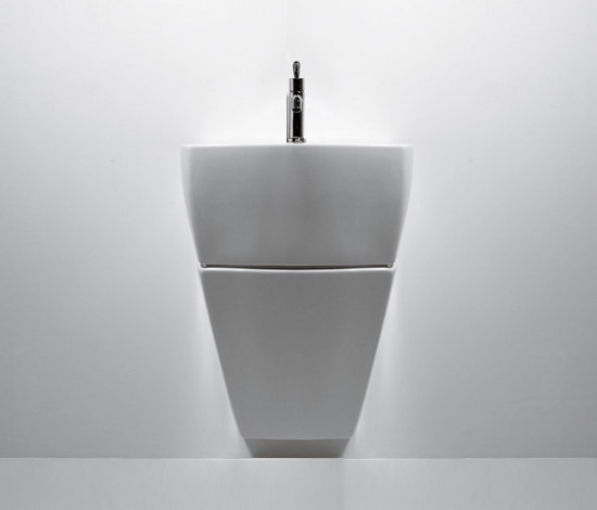 750 C - CER750S by Agape | Wash basins