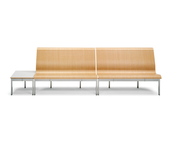Havana bench by Mobles 114 | Waiting area benches