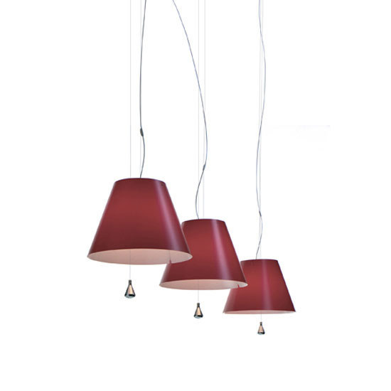 Costanza suspension by LUCEPLAN | General lighting