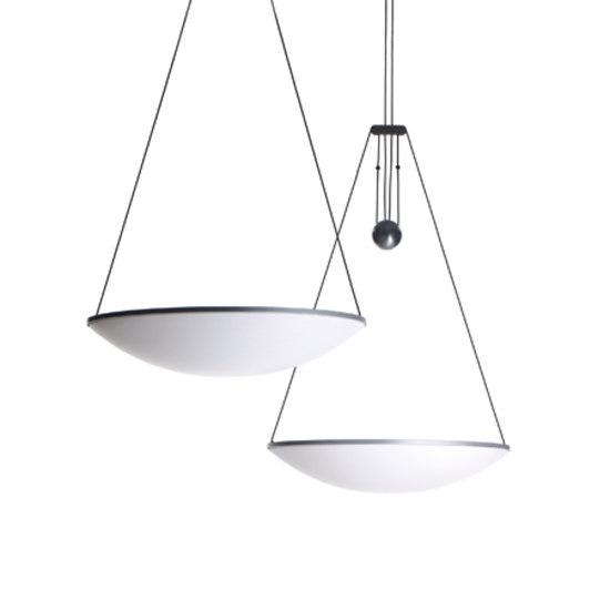Trama sospensione illuminazione generale luceplan for Luceplan catalogo