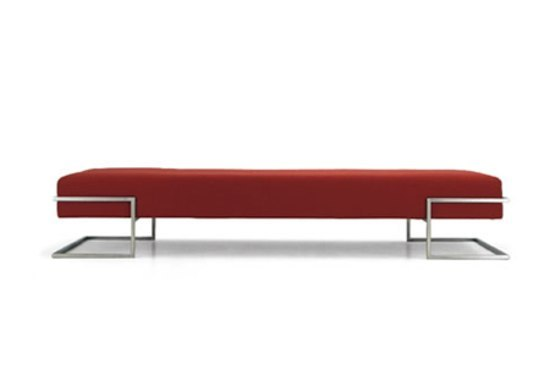 Orizzonte by Rossin | Waiting area benches