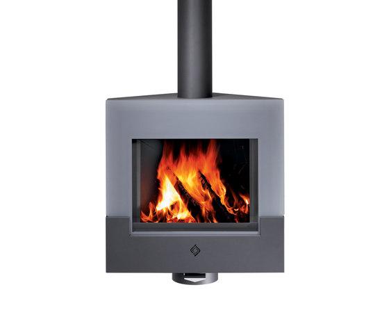 Canta W by Harrie Leenders | Wood burning stoves