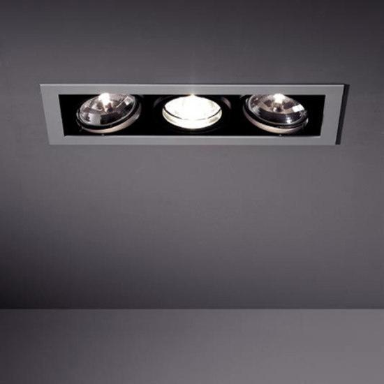 Multiple dynamix 2x ARIII+1x PAR30 CDM-R by Modular Lighting Instruments | Spotlights