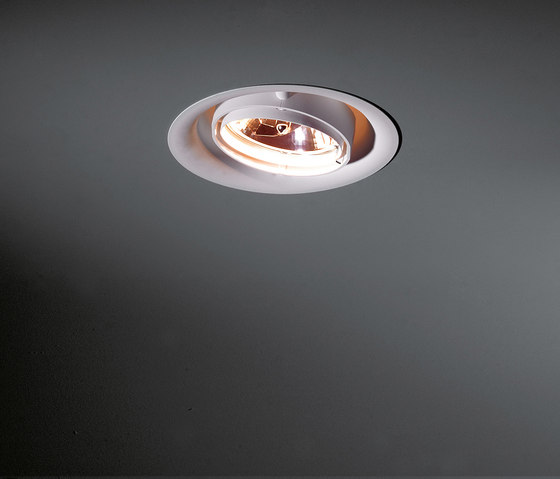 Thub metal 215 1x AR111 GE by Modular Lighting Instruments | Recessed ceiling lights